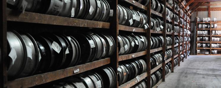 Premium Auto Parts Facility